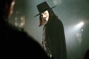 """面具之下的不是血肉之軀,而是個理念。而理念,是刀槍不入的。 """"Beneath this mask there is more than flesh. Beneath this mask there is an idea. And ideas are bulletproof."""""""