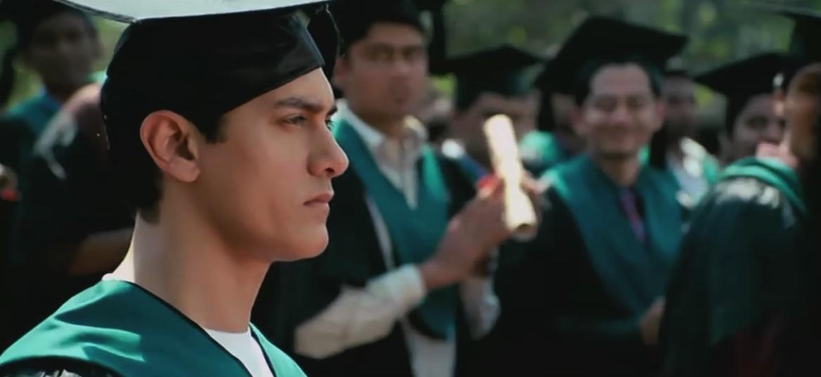 3idiotsgraduation