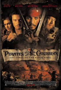 Pirates of the Caribbean-Curse of the Black Pearl