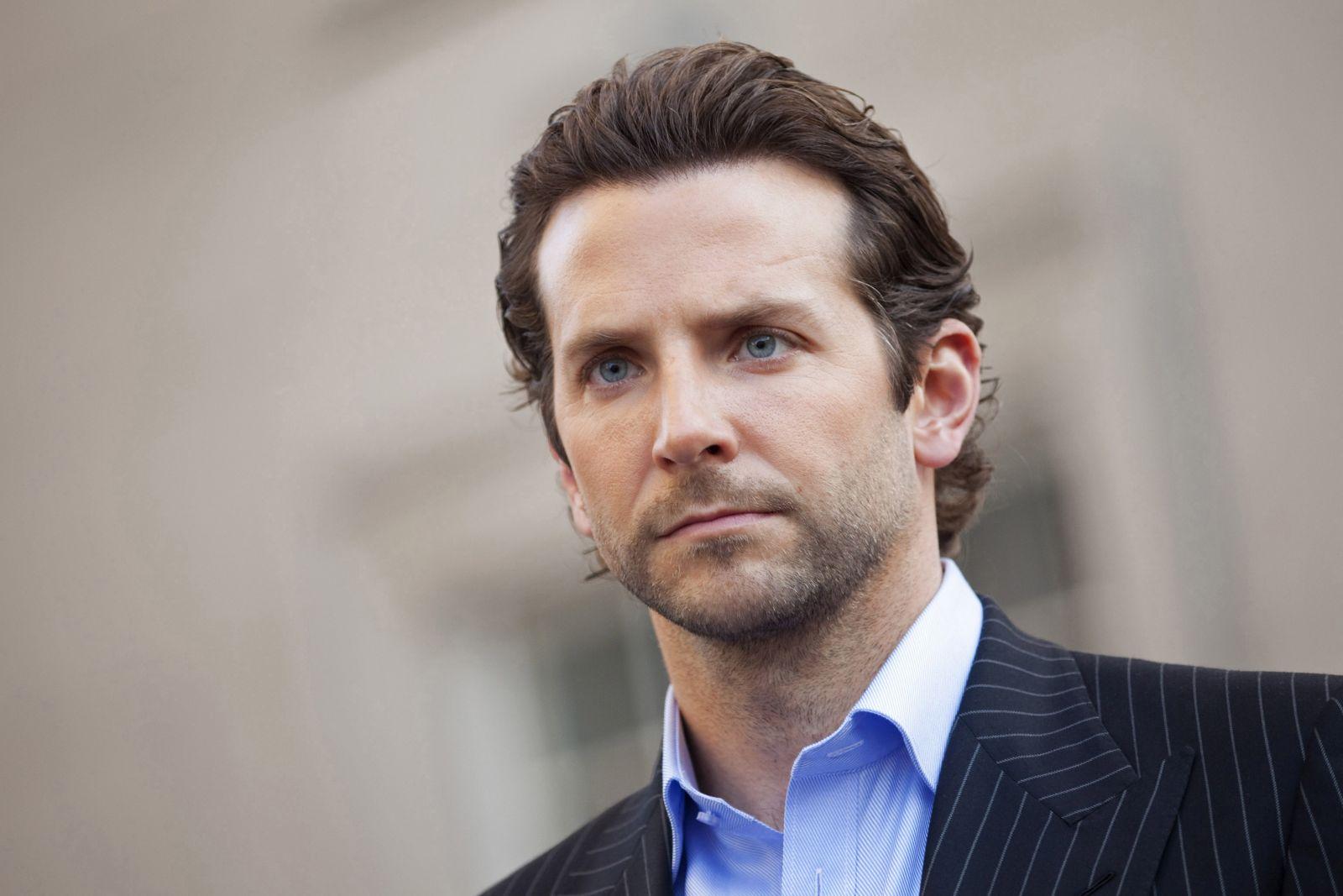 M 49c Bradley Cooper stars in Relativity Media's LIMITLESS.