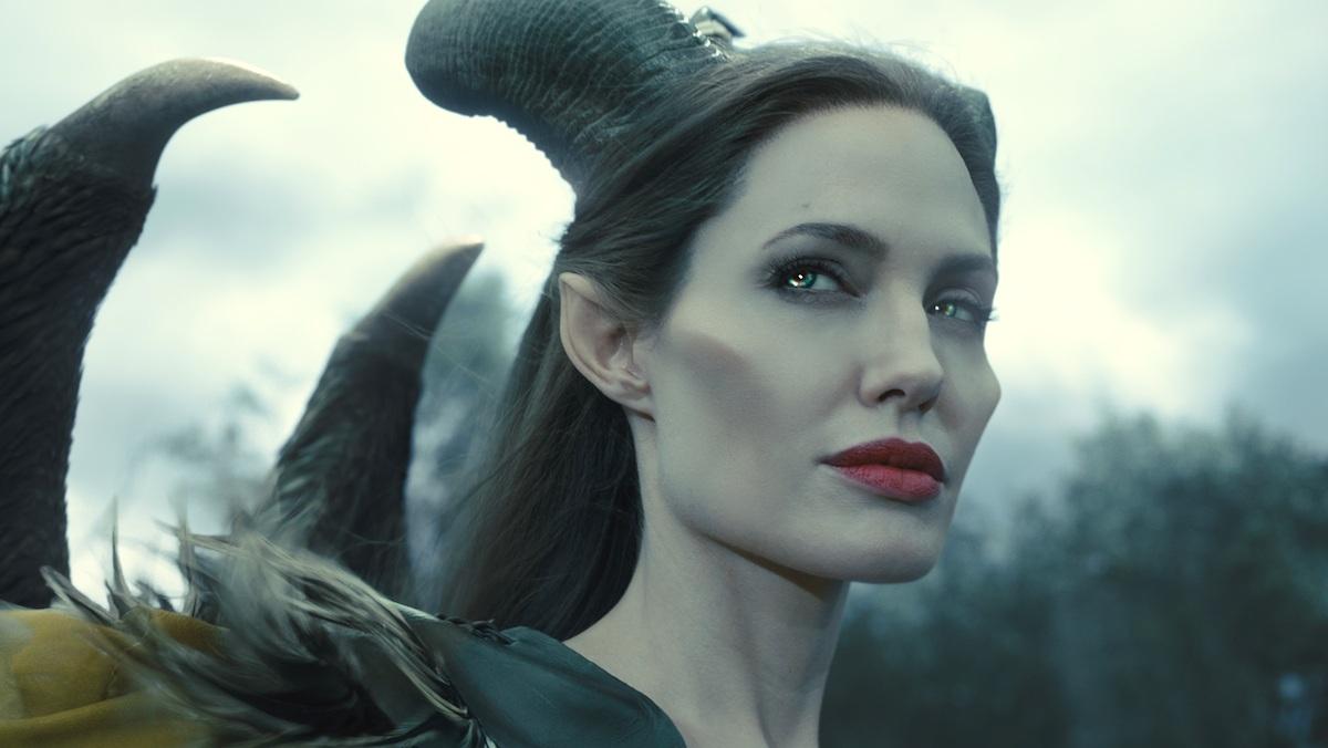Disney's MALEFICENTMaleficent (Angelina Jolie)Ph: Film Frame©Disney 2014