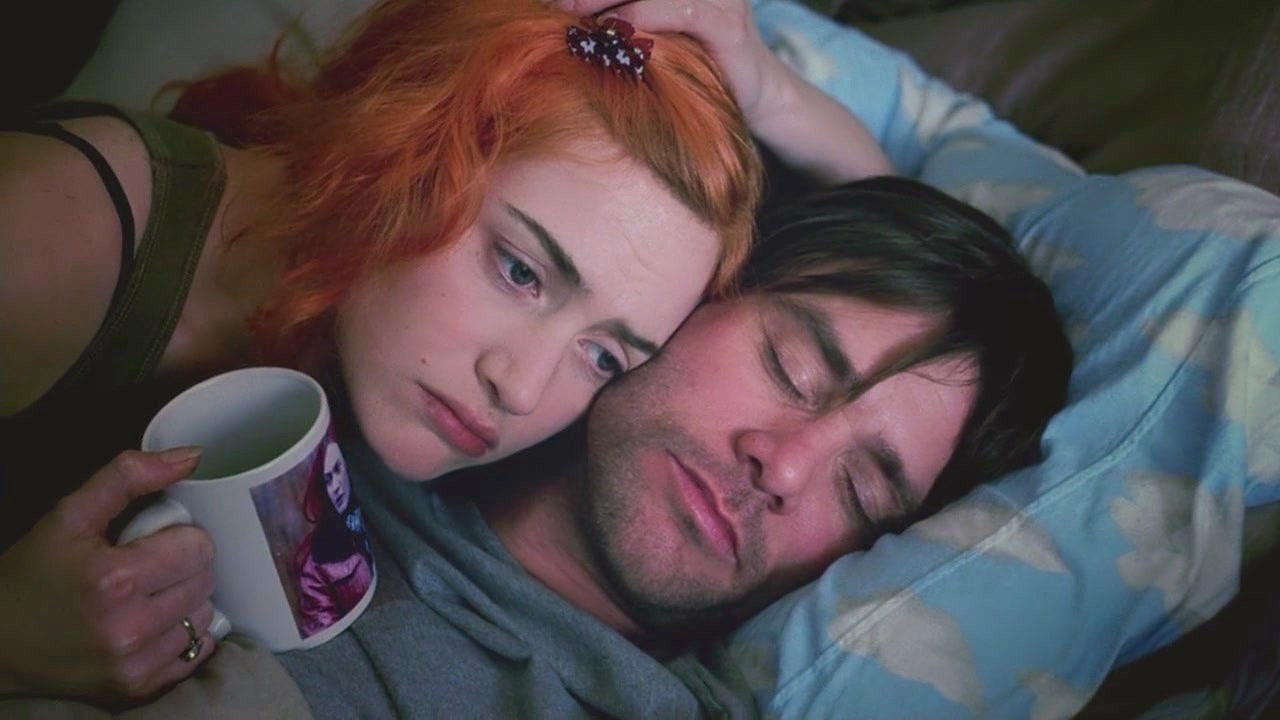 eternal sunshine - sleep