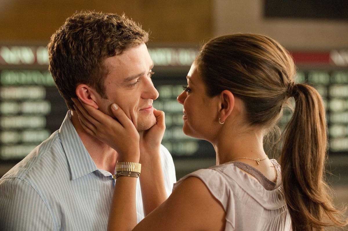 Friends with Benefits - Kiss