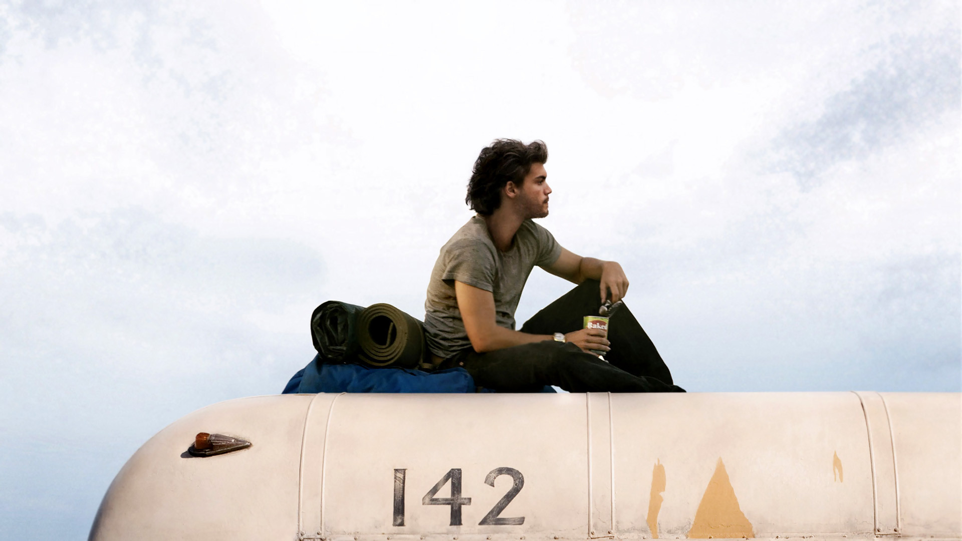 Into the Wild - bus