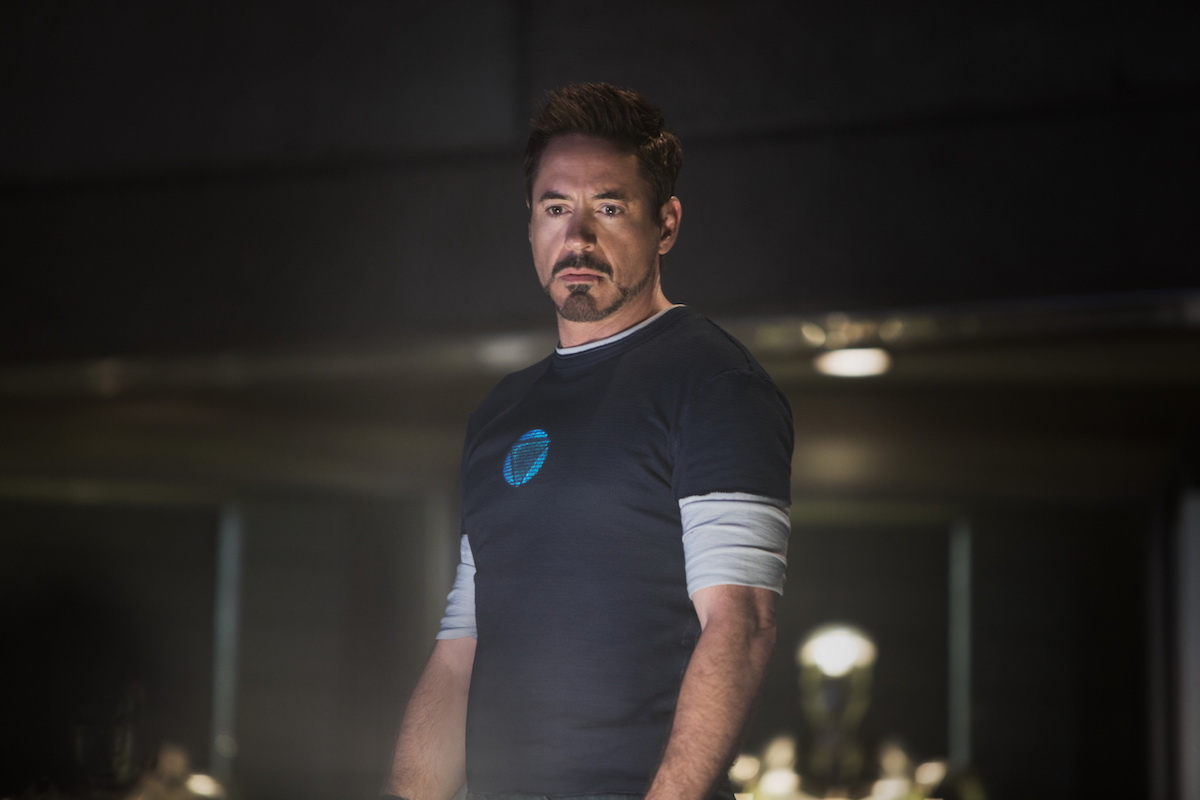 Iron Man 3 - Tony