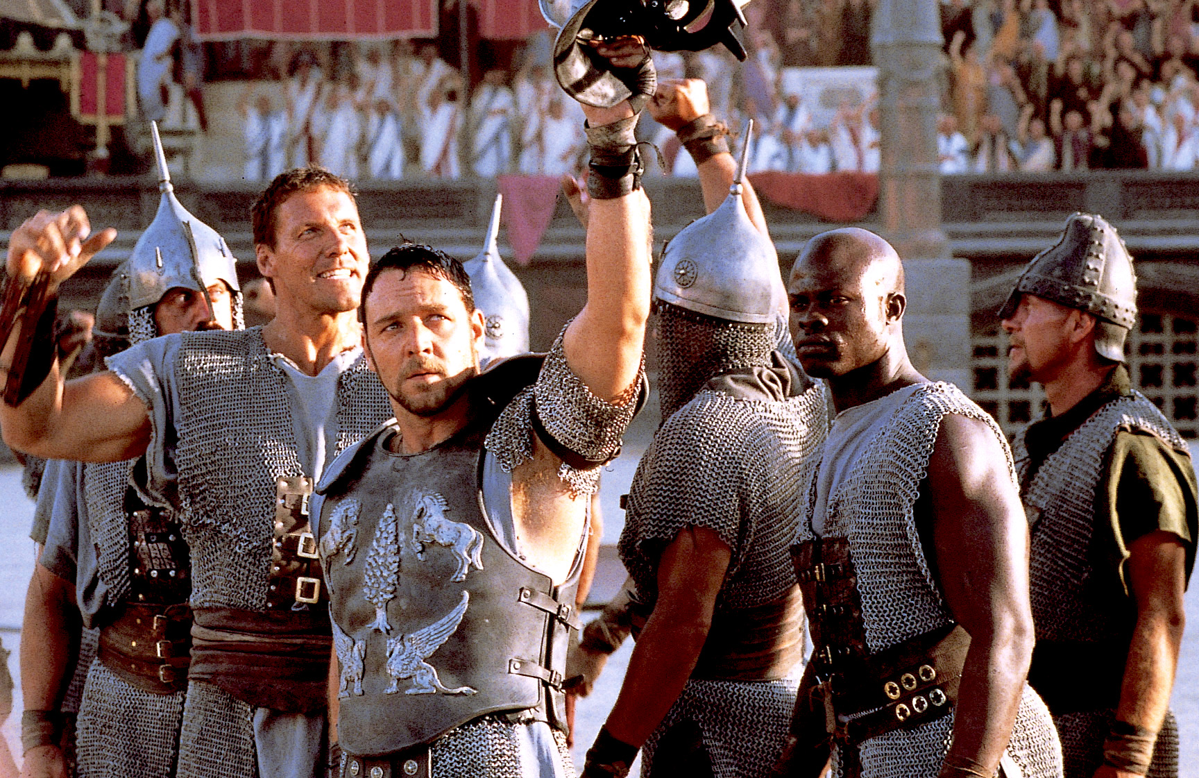 Gladiator - victory