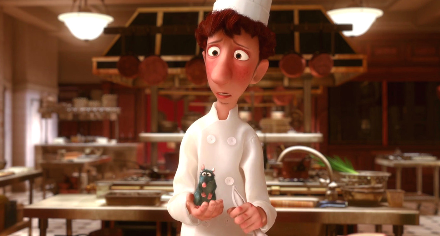 Ratatouille - disappointed