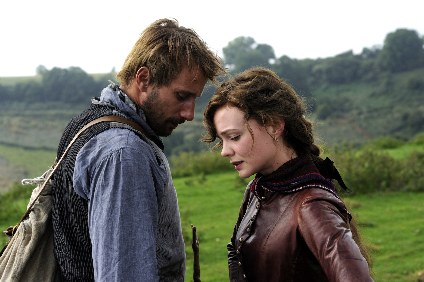 Far from the Madding Crowd - couple