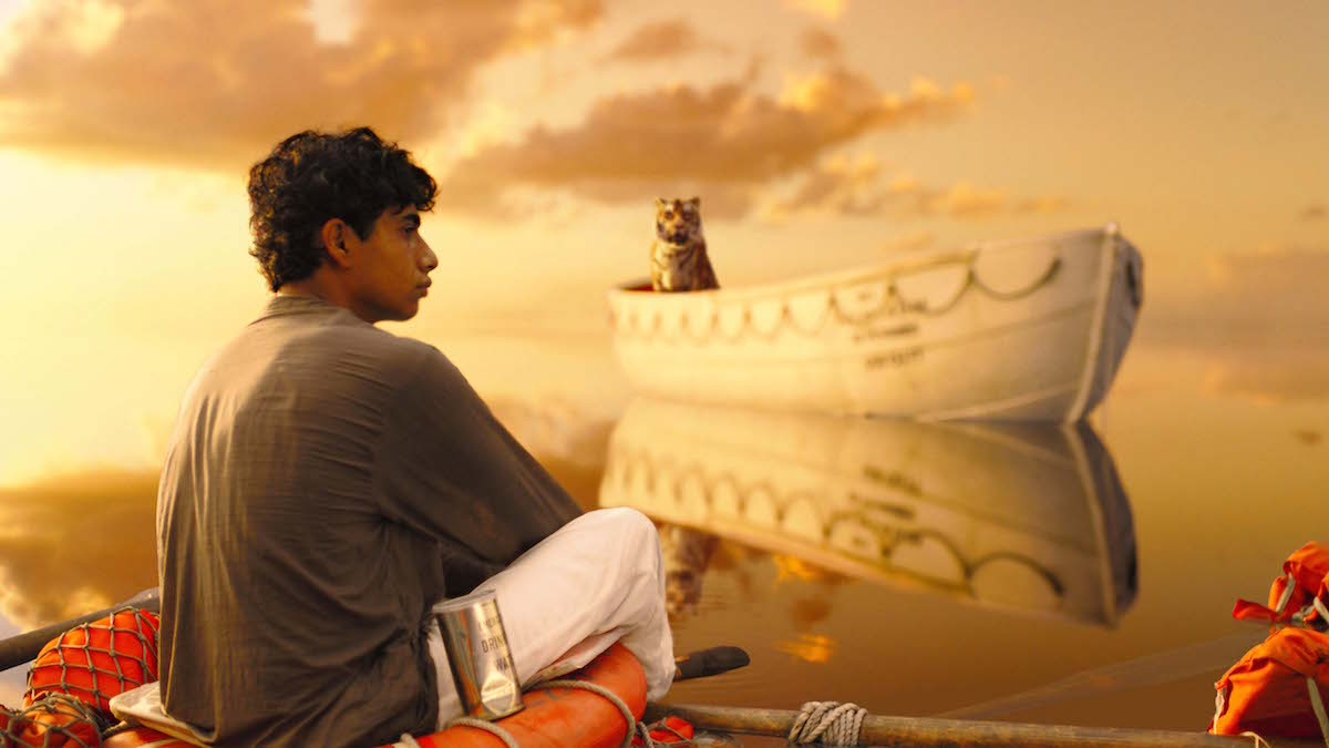 Life of Pi - boat