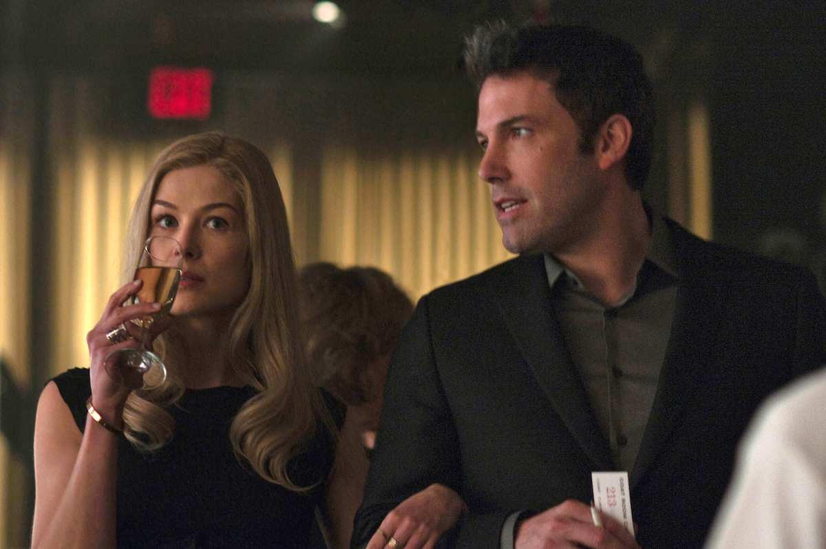 gone girl - party