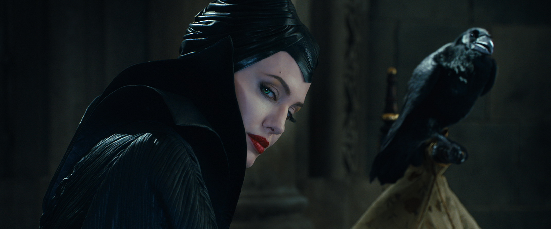 Maleficent - gaze2