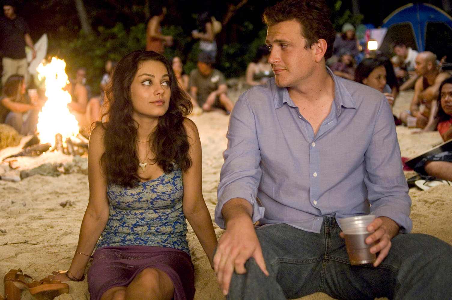 forgetting Sarah Marshall beach