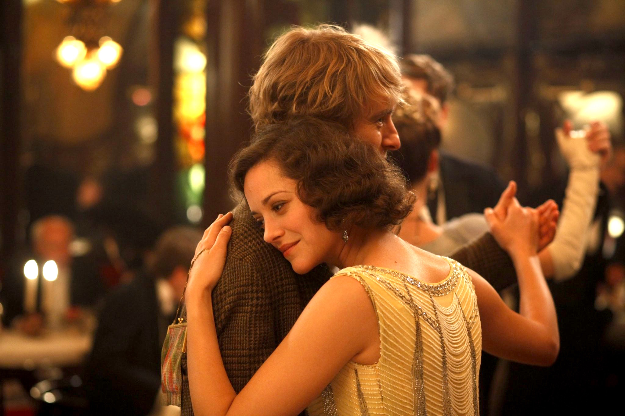 Midnight in Paris - dance