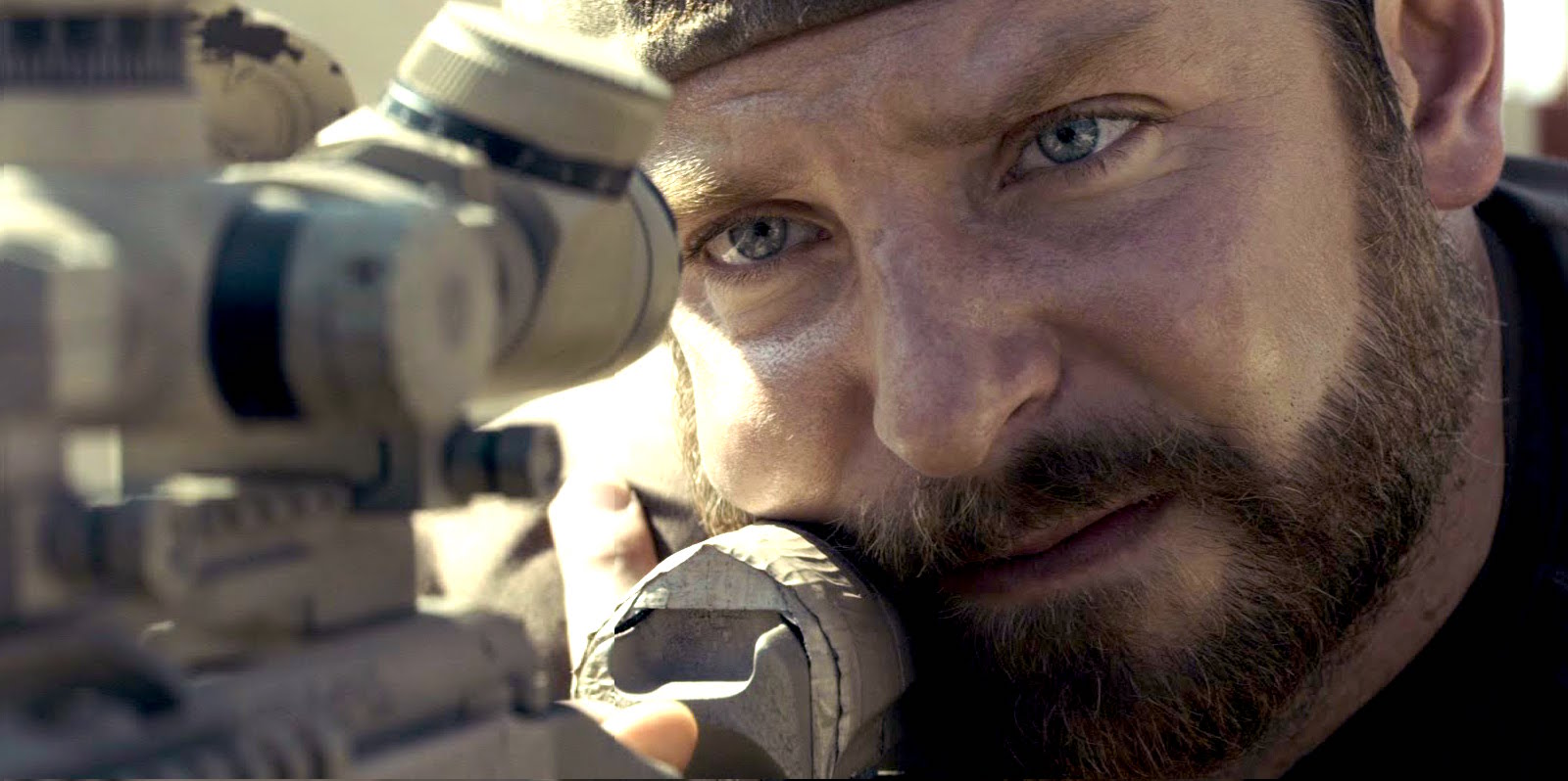 American Sniper - closeup