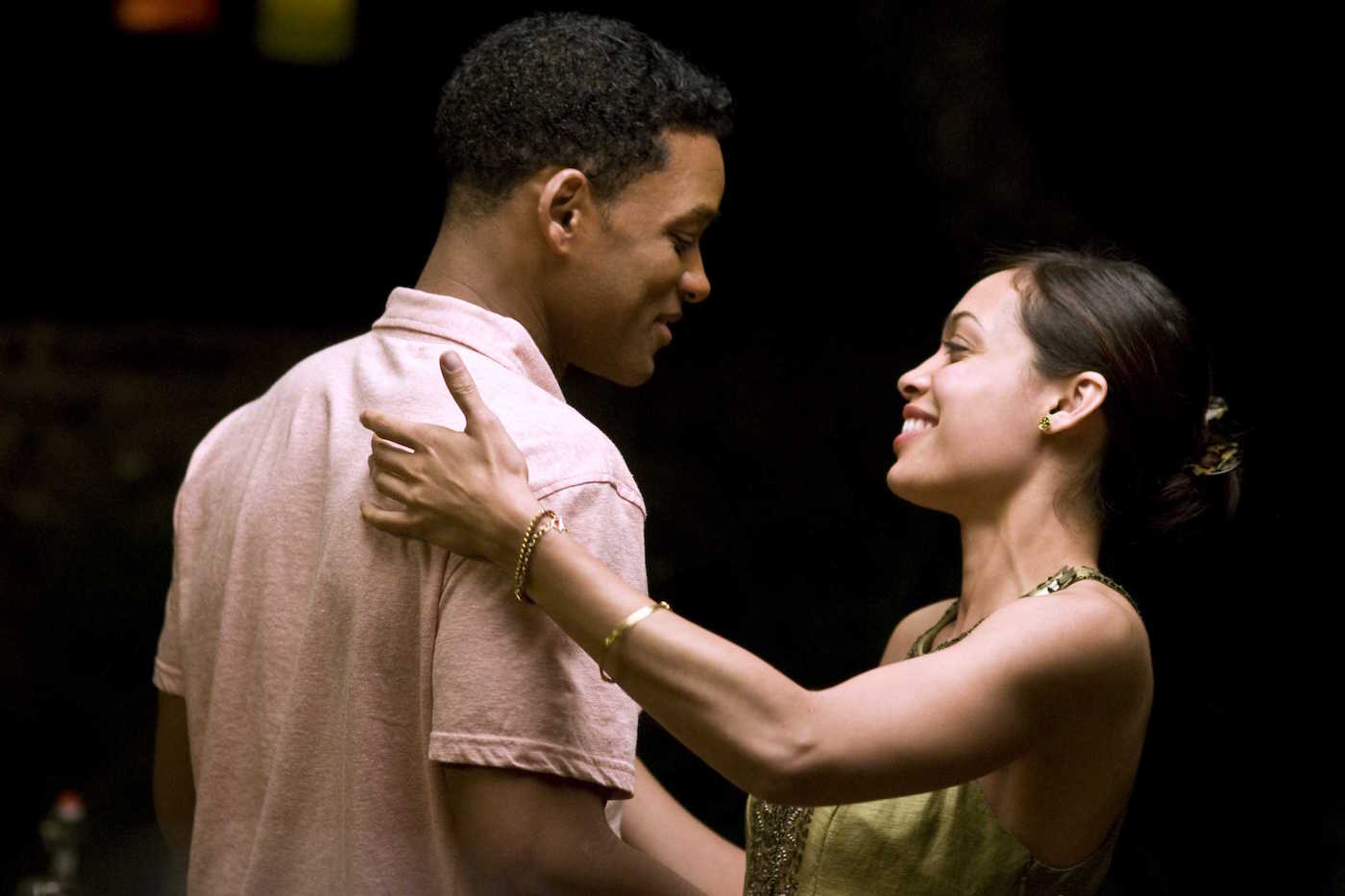 Will Smith and Rosario Dawson star in Columbia Pictures' drama SEVEN POUNDS.
