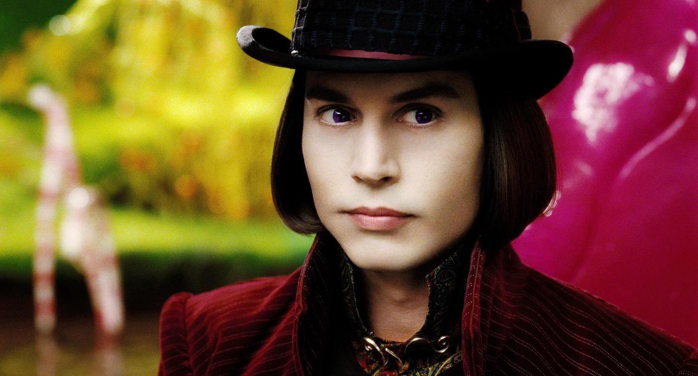 Charlie and the Chocolate Factory - Willy