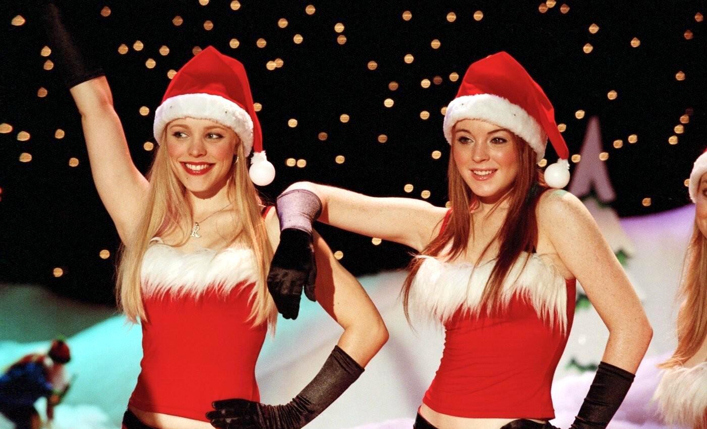Mean Girls - Santa