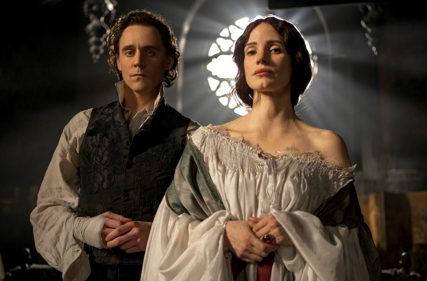 Crimson Peak - couple