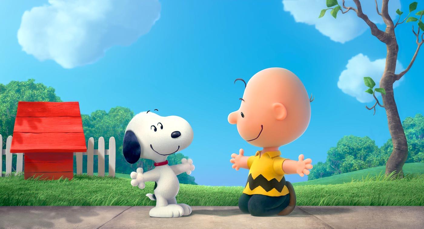 The Peanuts Movie - couple